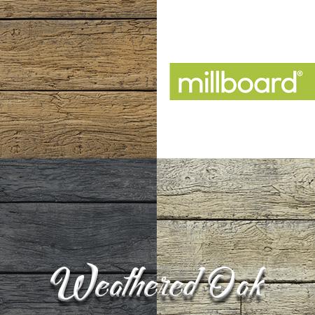millboard weather oak