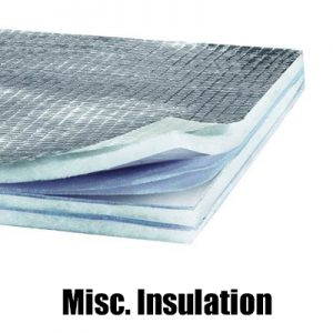 Miscellaneous Insulation Suppliers