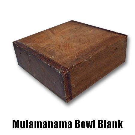 mulamanama bowl blank