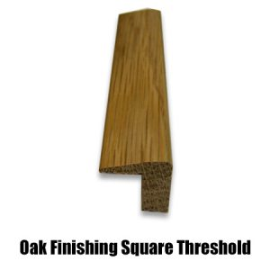oak finishing square