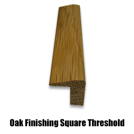oak finishing square