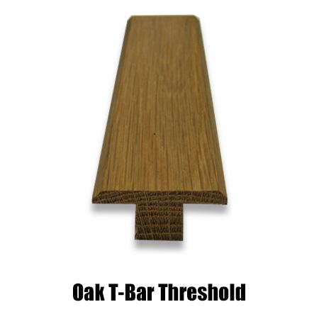 oak t-bar