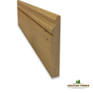 ogee euro skirting