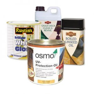 Paint & Woodcare Products Suppliers