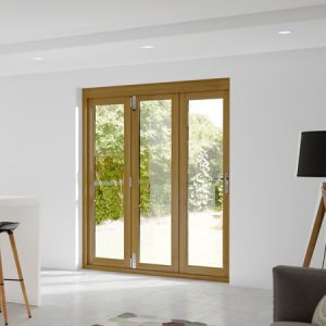 MDF Veneer – Oak Crown Cut 1220 x 1200mm x 13mm | Chiltern Timber