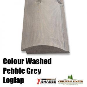 peb grey log