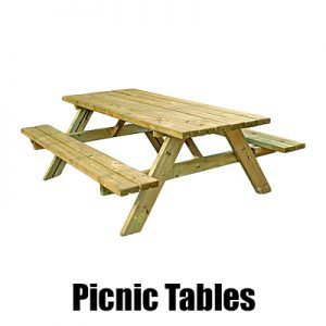 Picnic Table Supplier