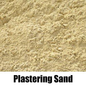 plastering sand1