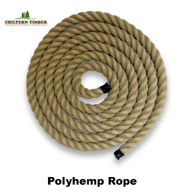 Decking Rope Grade 1 3 Strand Polyhemp Rope Per Metre Chiltern Timber