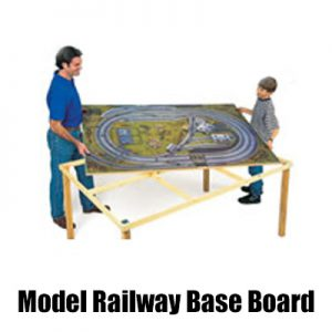 Model Railway Baseboards