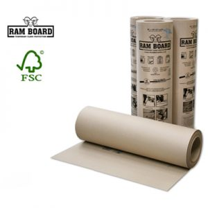 Ram Board Heavy-duty Temporary Floor Protection