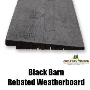 rebated black