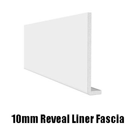 reveal liner fascia
