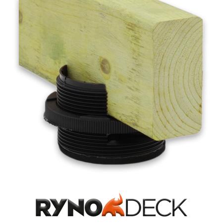 Ryno Deck Adjustable Decking Support Cradle Chiltern Timber