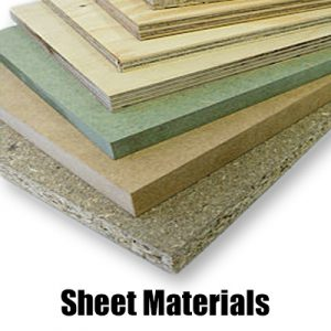 Sheet Materials Price List