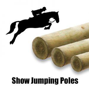 show jump poles new web