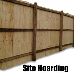 Site Hoarding Materials Supplier