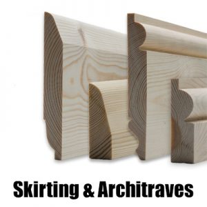 Skirting & Architraves (Ovolo, Ogee, Torus, Lambs Tongue)