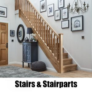 Richard Burbidge Stairs & Stairpart Suppliers (Including Fusion)