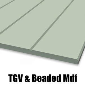 TGV & Beaded Profiled MDF (Bead & Butt) Suppliers