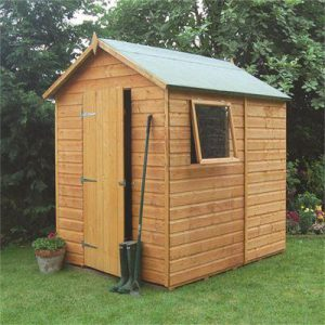 Timber Garden Shed Suppliers