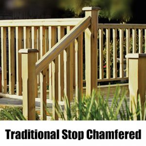 Richard Burbidge Traditional Stop Chamfered System