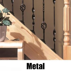 Richard Burbidge Trademark Metal Stairparts