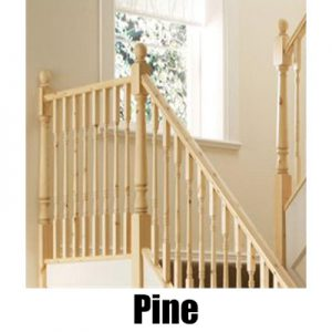 Richard Burbidge Trademark Pine Stairparts