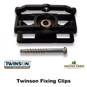 twin fix clip