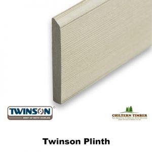 twin plinth