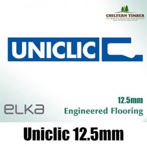 Elka 12.5mm Real Wood Hardwood Engineered Uniclic Flooring