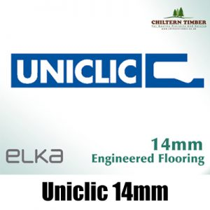 Elka 14mm Real Wood Hardwood Engineered Uniclic Flooring