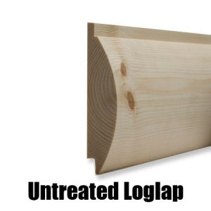 untreated loglap
