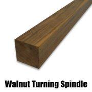 walnut turning spindle