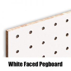 white peg new web