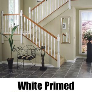 Richard Burbidge Trademark White Primed Stairparts