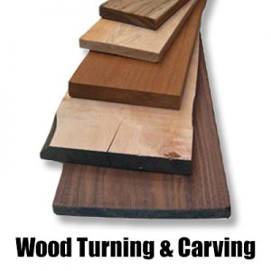 Wood Turning & Carving Hardwood Blank Suppliers