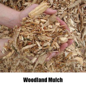 woodland mulch