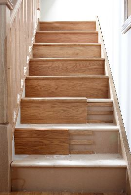 Oak Stair Klad Conversion System Tread Extension Sct