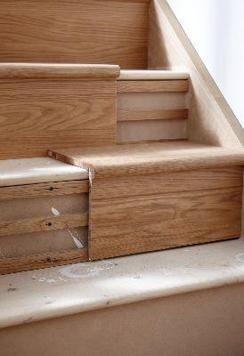 Oak Stair Klad Conversion Kit 14 Step Kit Chiltern Timber