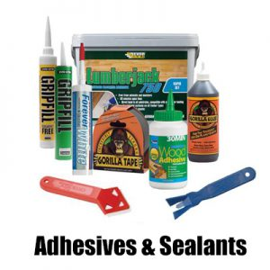 Adhesives & Sealants Suppliers