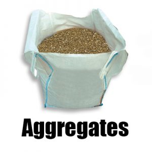 Bulk Bags of Aggregates & Cement (Ballast, Sand & MOT)