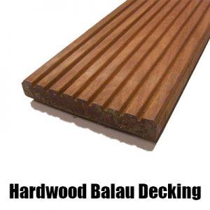 Hardwood Balau Decking Suppliers