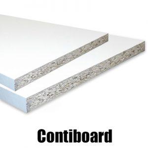 Contiboard/White Furniture board (C-Plas)