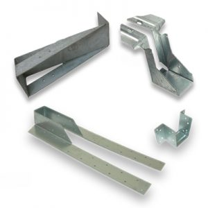 Builders Metalwork (Joist Hangers, Jiffy Hangers & Joist Straps)