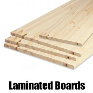 Laminated Oak & Pineboard Suppliers