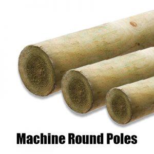 Machine Round Poles Suppliers
