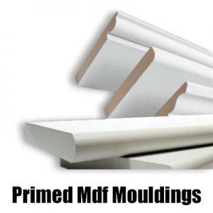 Primed/Veneered MDF Moulding Suppliers