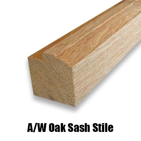 oak sash stile1