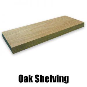 Oak Shelving Suppliers